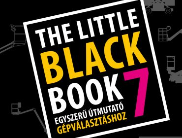 BLACK BOOK 7 catalogue in Hungarian